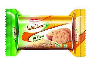 Britannia Nutri Choice Digestive Biscuits 100G