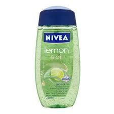 Nivea Lemon & Oil Shower Gel 250Ml