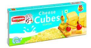 Britannia Cheese Cubes 200G