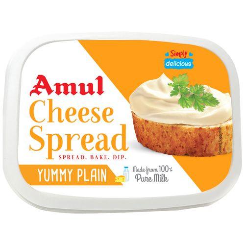 Amul Cheese Spread Plain 200G