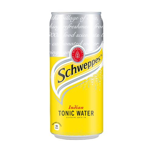 Schweppes Tonic Water Can 300Ml