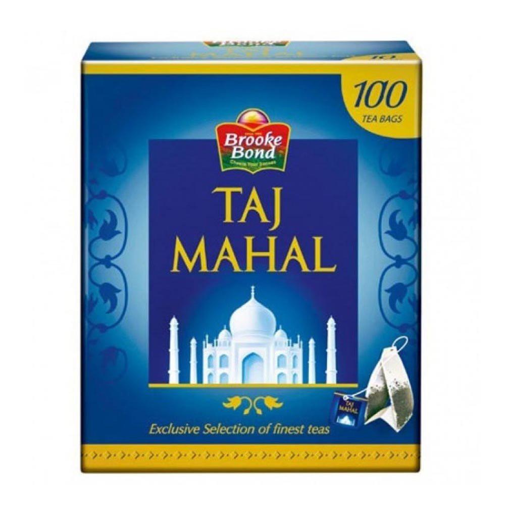 Taj Mahal Tea Pack Of 100 Bags