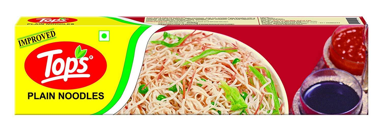 Tops Plain Noodles 350G