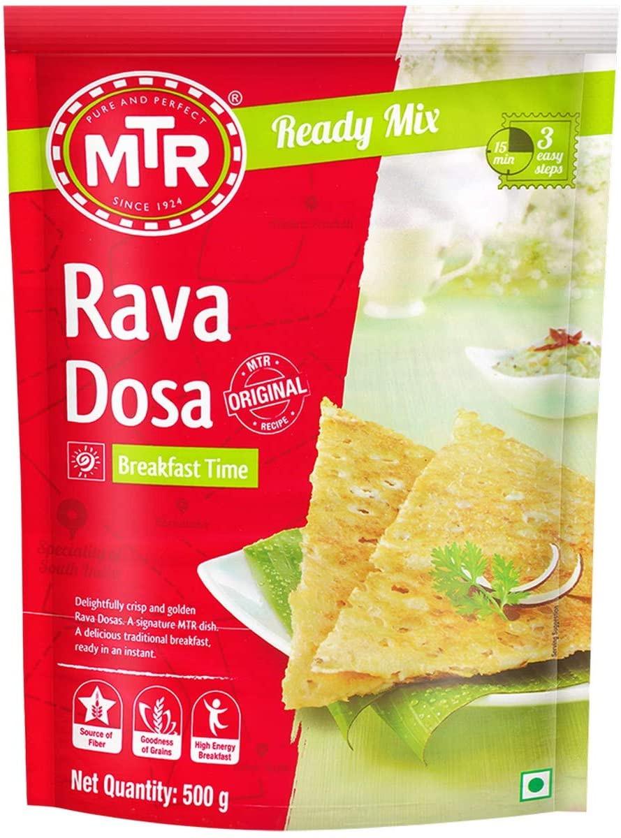 Mtr Instant Rava Dosa Mix 500G