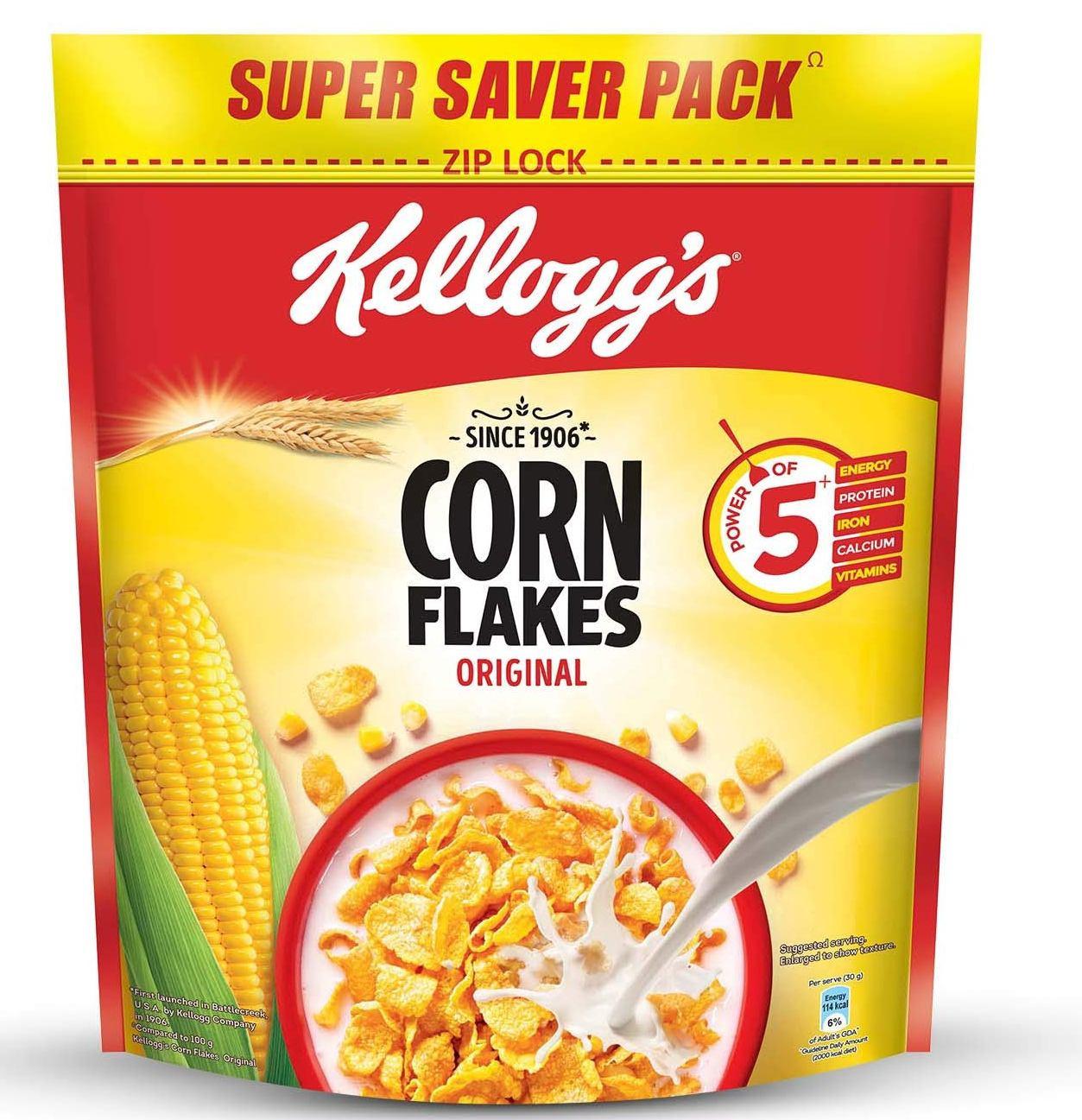 Kellogg's Original Cornflakes 875G