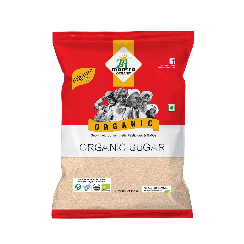 24 Mantra Organic Sugar 500G