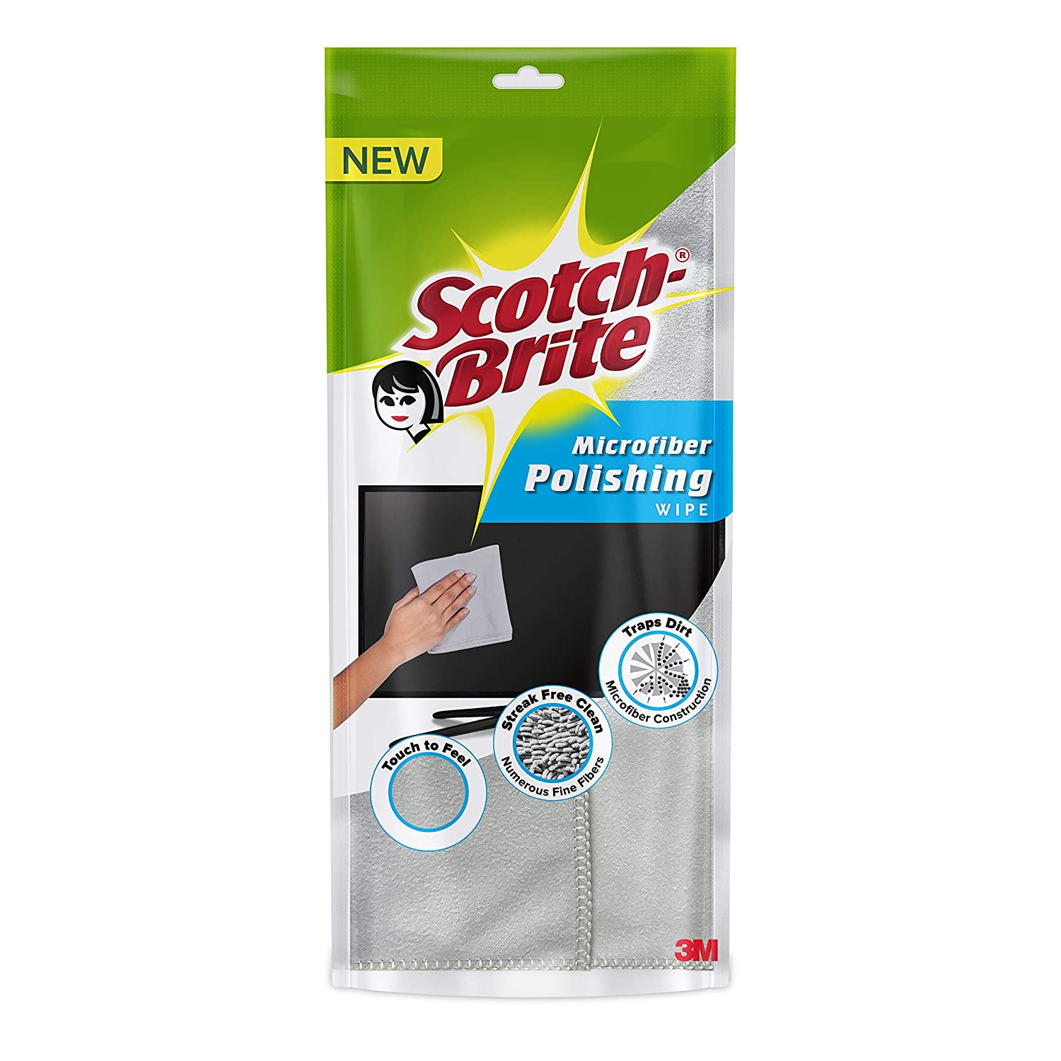 Scotch Brite MF Polishing Wipe