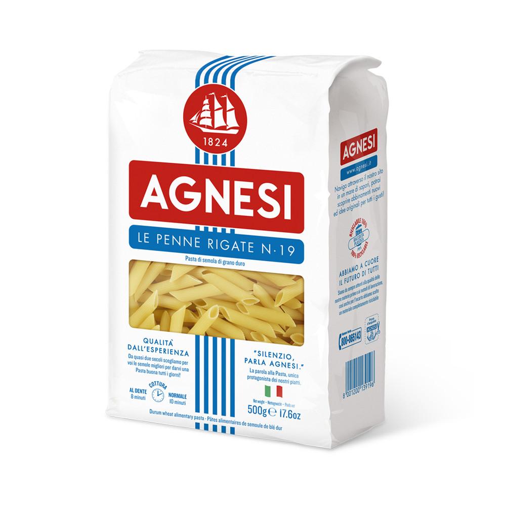 Agnesi Penne Pasta 500G