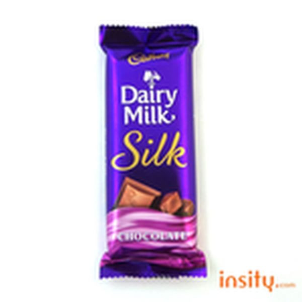 Cadbury Silk Chocolate 60Gm