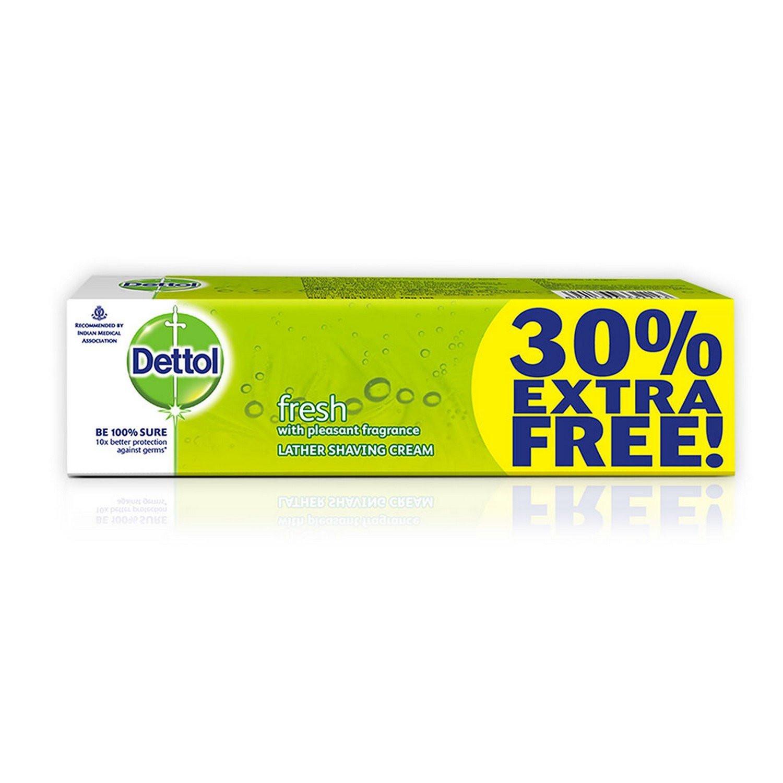 Dettol Shaving Cream 60G+30%