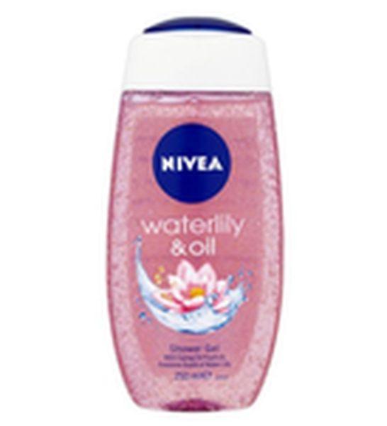 Nivea Shower Gel Water lily & Oil 250ml