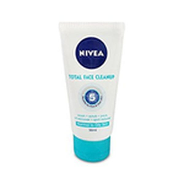 Nivea Total Face Cleanup 50ml