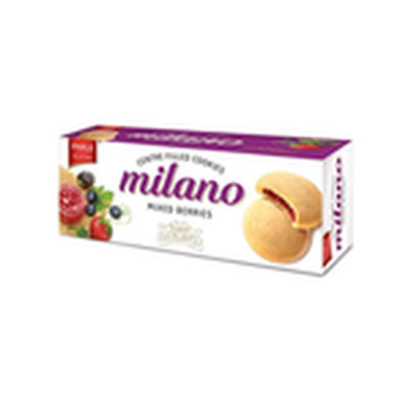 Parle Milano Mixed Berries Cookies