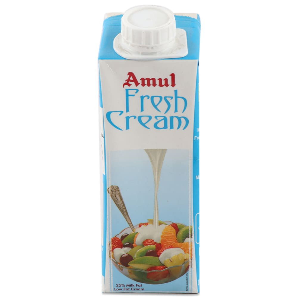 Amul Cream 250Ml
