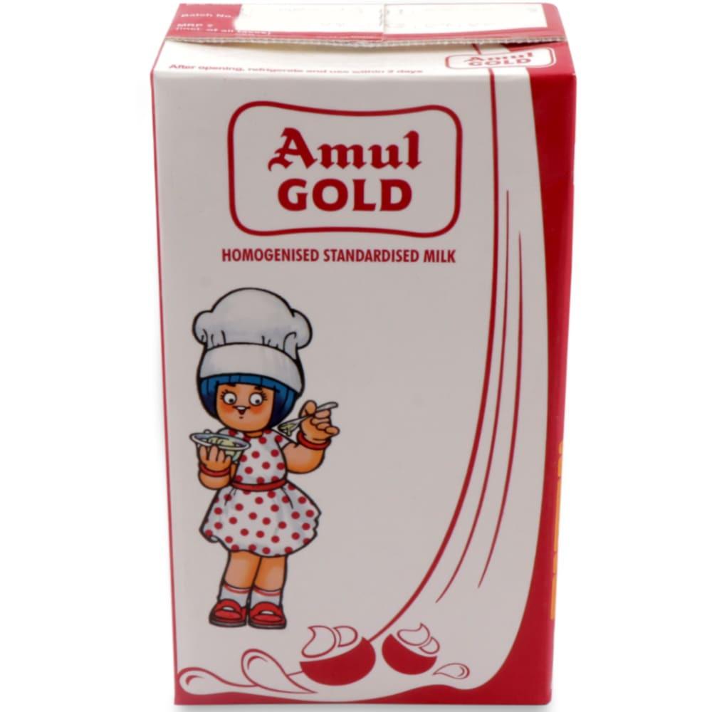 Amul Milk Gold 1L