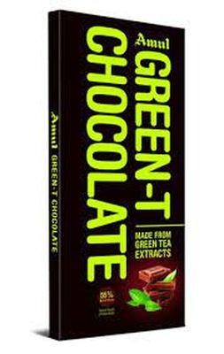 Amul Green-T Chocolate 150G