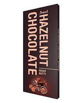 Amul Hazelnut Chocolate 150G