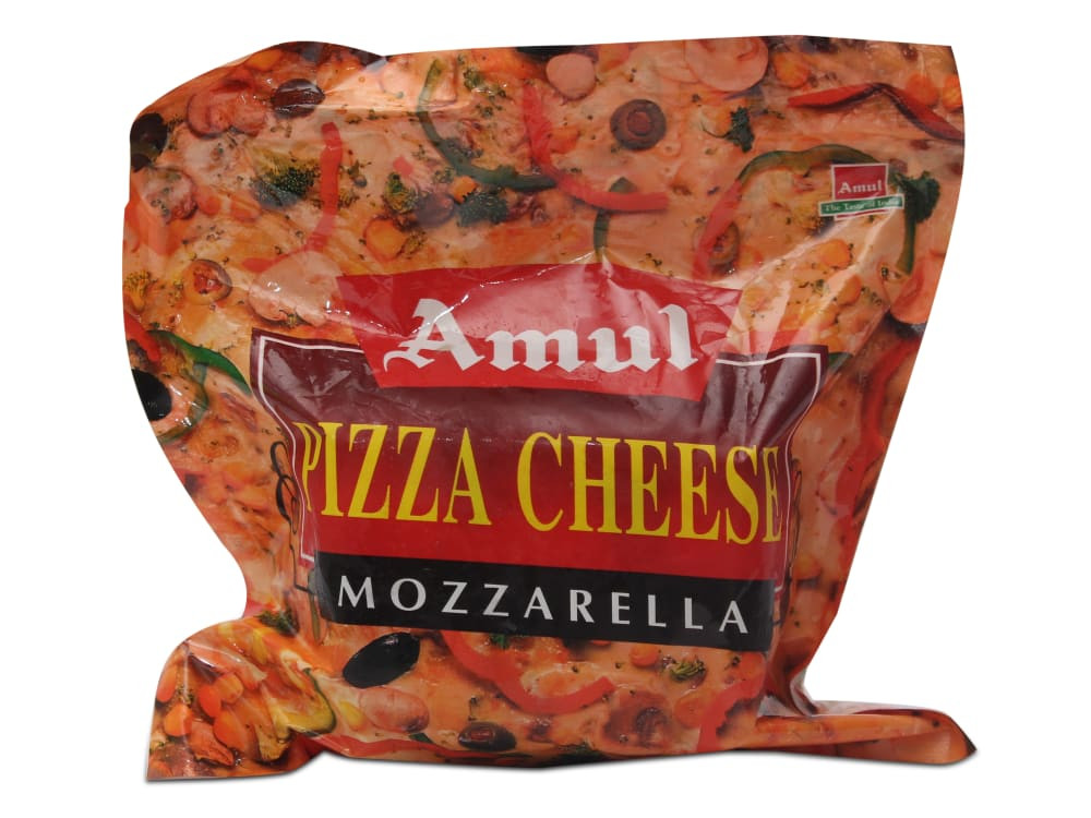 Amul Pizza Cheese 200G