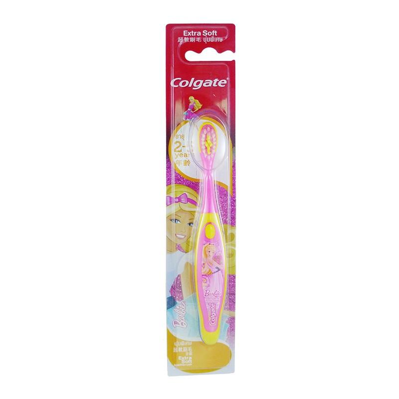 Colgate Toothbrush Barbie Smiles Extra Soft