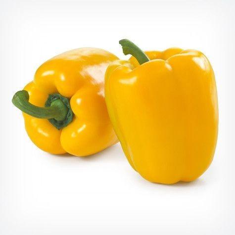Capsicum Yellow 1pcs (200-300g)