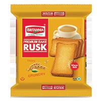 Britannia Premium Bake Rusk 300Gm