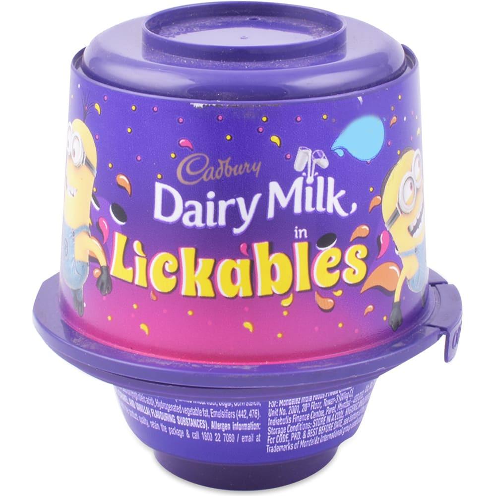 Cadbury Dairy Milk Lickables 20G