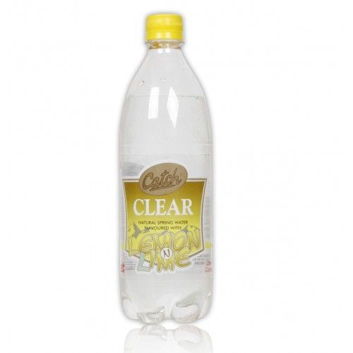 Catch Flavour Water Lemon & Lime 750Ml