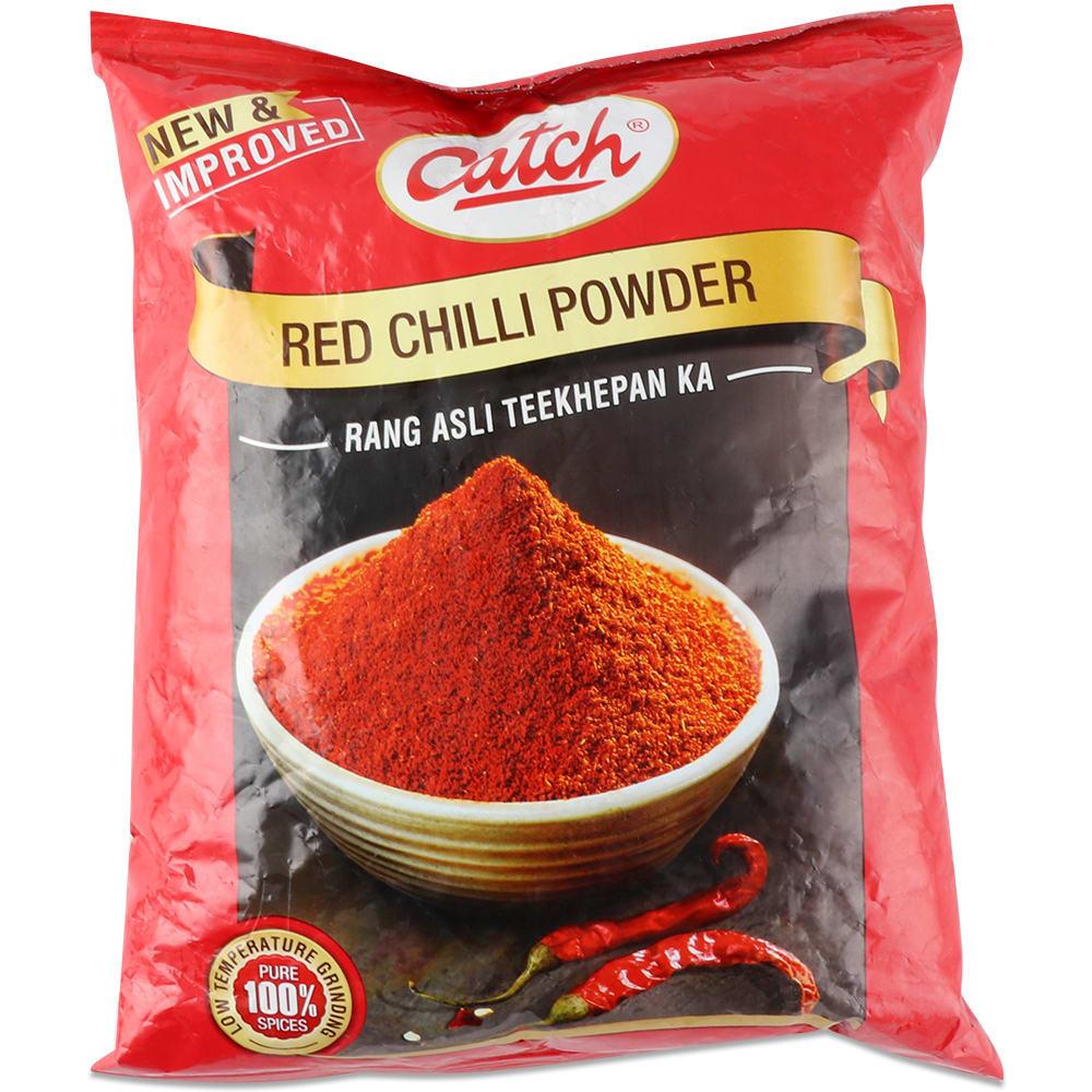 Catch Red Chilli Powder 200G
