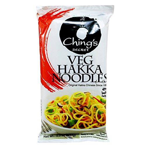 Ching's Hakka Veg Noodles 150G
