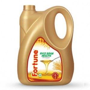 Fortune Rice Bran Oil 5L Jar