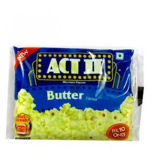 Act 2 Micro Wave Pop Corn Butter 33G