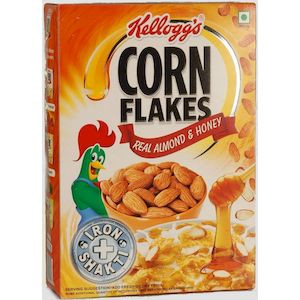 Kellogg's Almond Cornflakes 300G