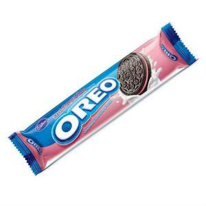 Cadbury Oreo Strawbery Creme Biscuits 60G