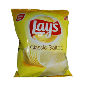 Lays Classic Salted 55G