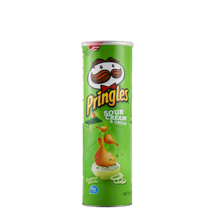 Pringles Sour Cream & Onion 110G