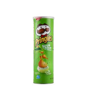 Pringles Sour Cream & Onion 110G