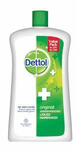Dettol Liquid Soap Original 900Ml