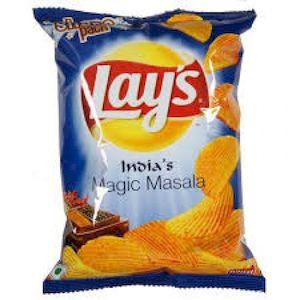 Lays Magic Masala 55G