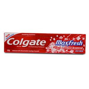 Colgate Max Fresh Red Toothpaste 150G