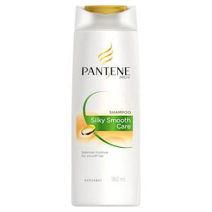 Pantene Shampoo Silky Smooth Care 180Ml