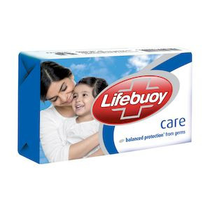 Lifebuoy Mild Care Soap 125G Pack Of 4