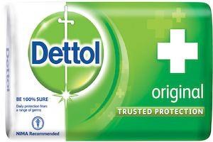 Dettol Original Soap 75G Pack Of 3