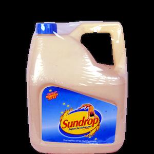 Sundrop Superlite Oil 5L Jar