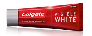 Colgate Visible White Toothpaste 100G