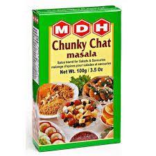Mdh Chunky Chat Masala 100G