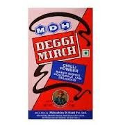 Mdh Deggi Mirch Powder 100G