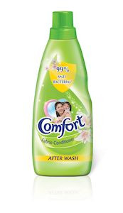 Comfort Fabric Conditioner Anti Bacterial 800Ml