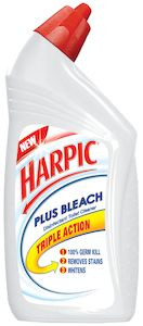 Harpic Plus Bleach 500Ml