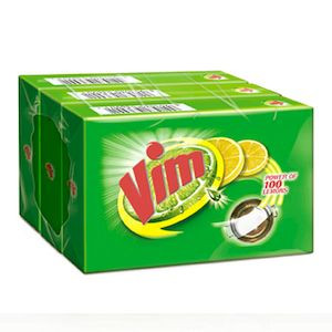 Vim Dish Wash Bar 200G Pack Of 3