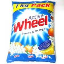 Wheel Blue Lemon & Orange Powder 1Kg